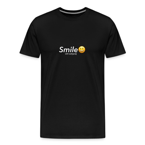 SMILE liki lulgjuraj Design - Men's Premium T-Shirt