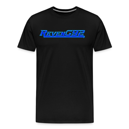 RevenG92 Official Logo - Men's Premium T-Shirt