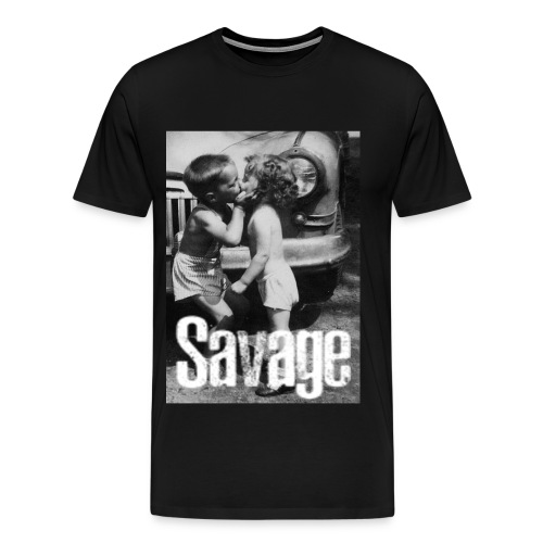 Savage Kid - Men's Premium T-Shirt