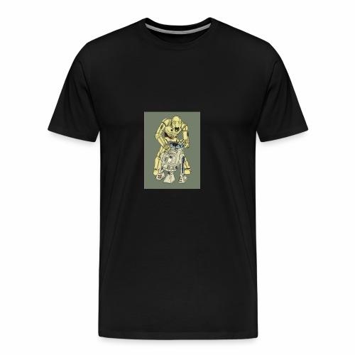 IMG 20170702 160942 578THE DROID - Men's Premium T-Shirt