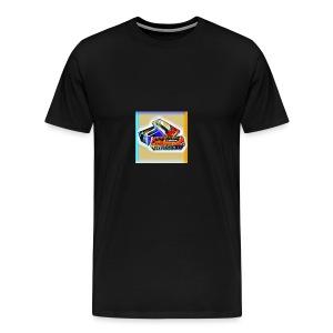 Silvers Logo - Men's Premium T-Shirt