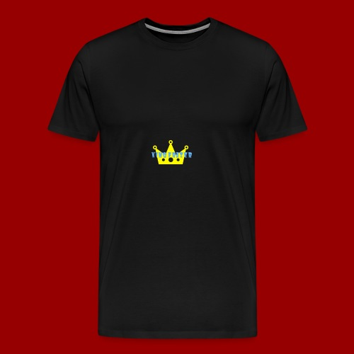 new king frazer - Men's Premium T-Shirt