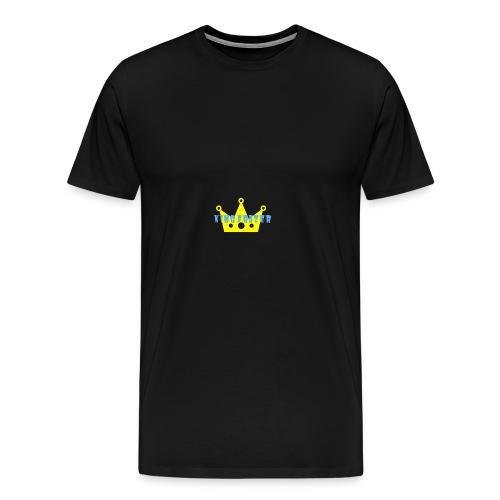 new king frazer - Men's Premium T-Shirt
