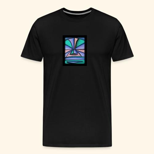 Pastel Tiki - Men's Premium T-Shirt