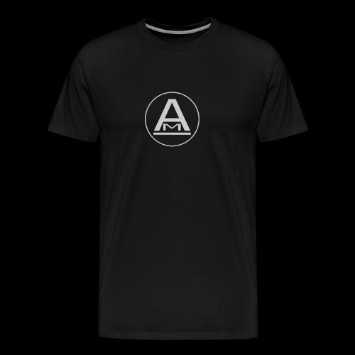 ( AlphaSecretsTV ) - Men's Premium T-Shirt