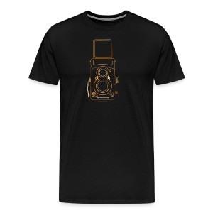 GAS - Rolleiflex - Men's Premium T-Shirt