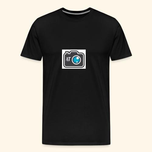 Aspiring Thoughts - Men's Premium T-Shirt