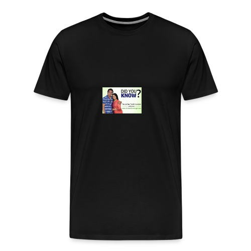 did you know121 - Men's Premium T-Shirt