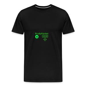 BradyMarten - Men's Premium T-Shirt