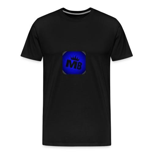 MELLOWBLUE FILMS - Men's Premium T-Shirt