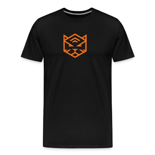 Tigerhead - Men's Premium T-Shirt