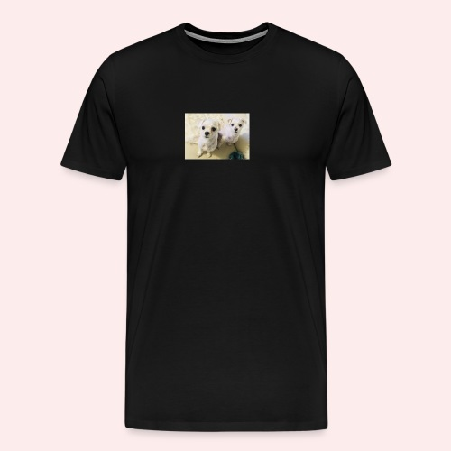 Jo's dogs 💕 - Men's Premium T-Shirt