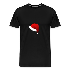Carmaa Santa Hat Christmas Apparel - Men's Premium T-Shirt