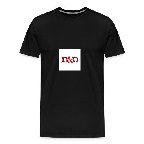Dungeons and Dragons - Men's Premium T-Shirt