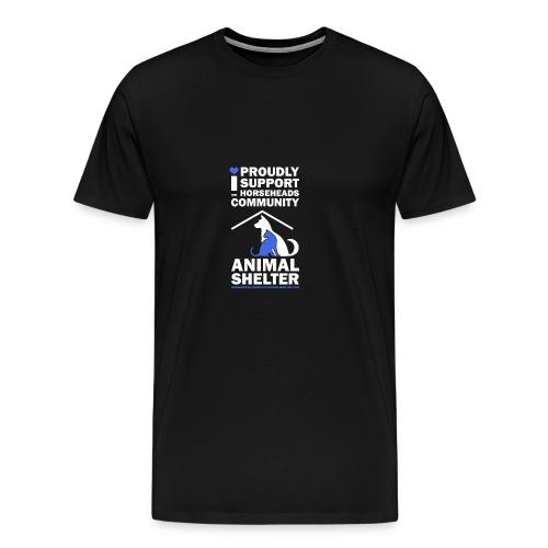 iSUPPORT - Men's Premium T-Shirt