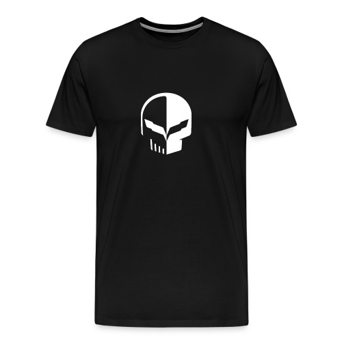 Corvette C7 Jake [WHITE] - Men's Premium T-Shirt