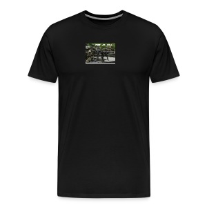 fire at will - Men's Premium T-Shirt