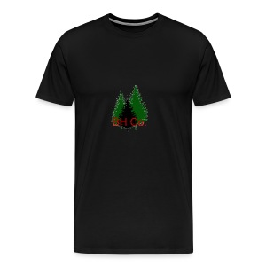 EVERGREEN LOGO - Men's Premium T-Shirt