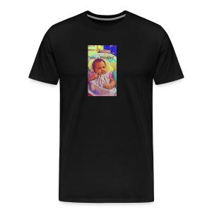 T Pheenie shirt wer u thinkin - Men's Premium T-Shirt