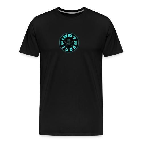 PIRATA TUBE YT - Men's Premium T-Shirt