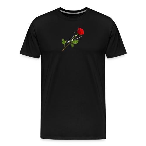 L3møn rose - Men's Premium T-Shirt