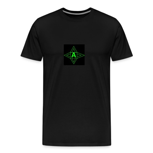 Averagegamer logo - Men's Premium T-Shirt