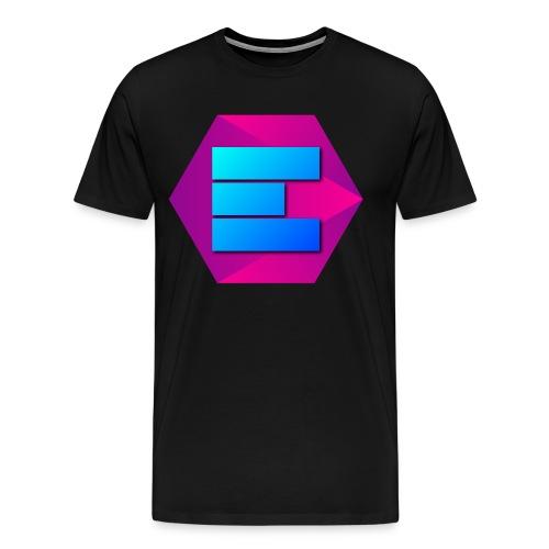 Empril Records Emblem - Men's Premium T-Shirt
