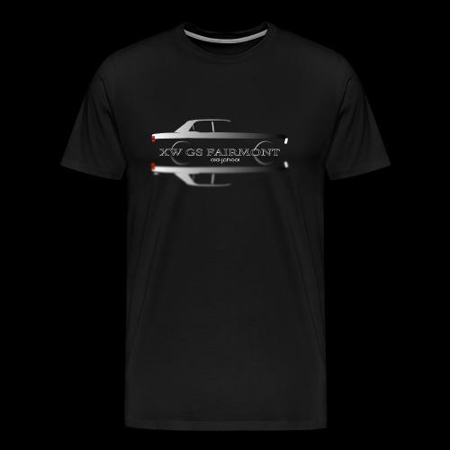 XW GS GHOST - Men's Premium T-Shirt