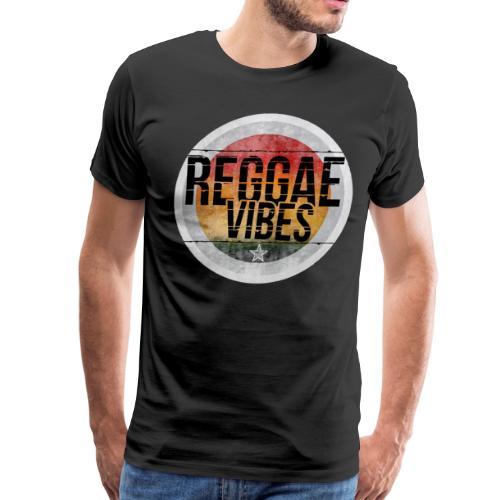reggae vibes - Men's Premium T-Shirt