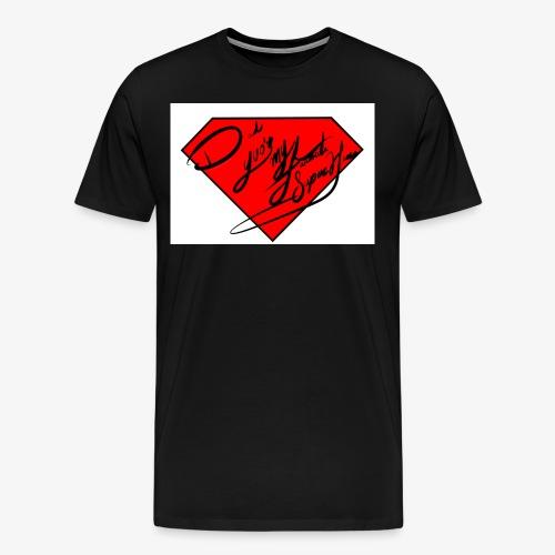 Dad you'r my favorite Super hero - Men's Premium T-Shirt