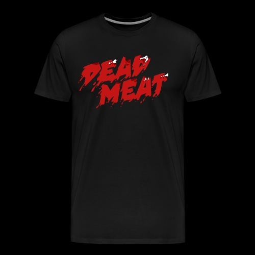Dead Meat Logo - Men's Premium T-Shirt
