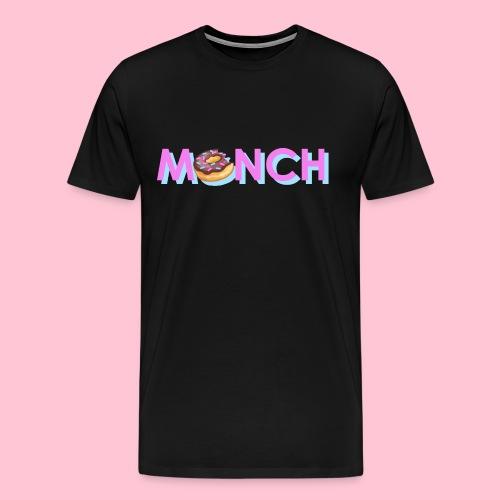 monch design - Men's Premium T-Shirt