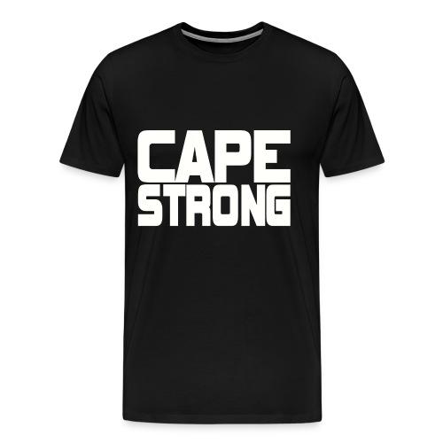 WEARCAPE CAPE STRONG - Men's Premium T-Shirt