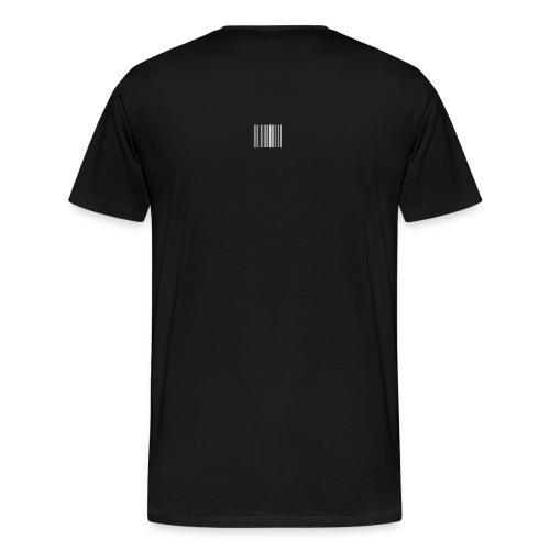 Bar Code - Men's Premium T-Shirt