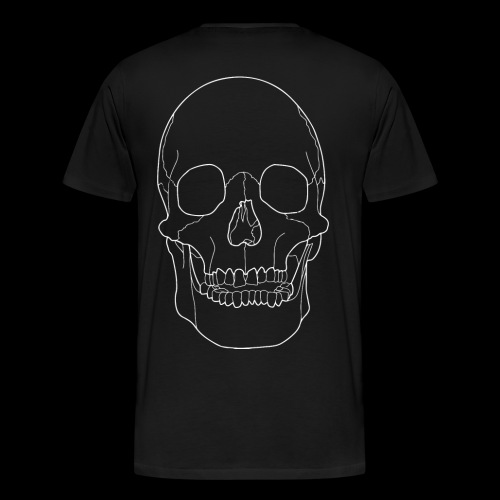 Skull 2.0 - Men's Premium T-Shirt