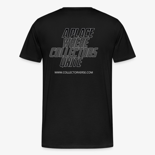 back - Men's Premium T-Shirt