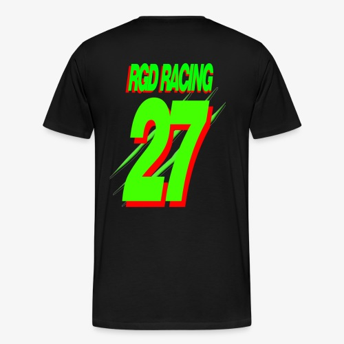 RGD Racing Jersey - Men's Premium T-Shirt