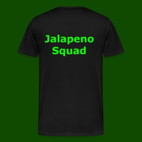 Jalapeno Squad Shirts And Hoodies - Men's Premium T-Shirt