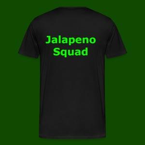 Jalapeno Squad Shirts And Hoodies - Men's Premium T-Shirt