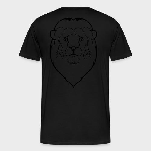 TAU LION - Men's Premium T-Shirt