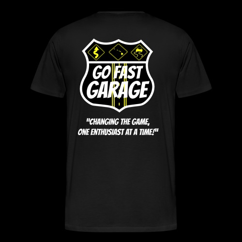 Go Fast Garage - Men's Premium T-Shirt