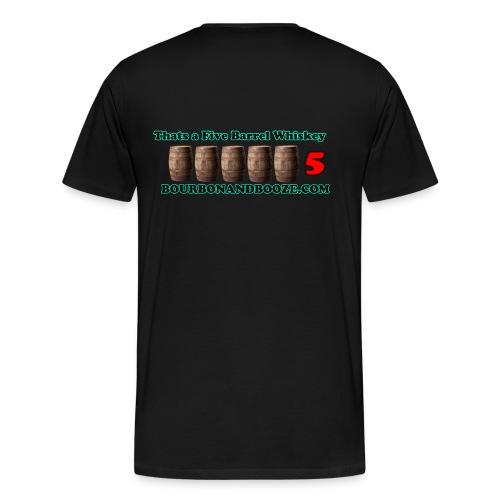 5Barrel - Men's Premium T-Shirt