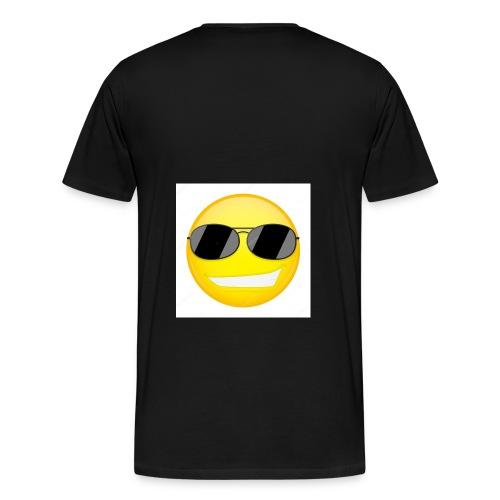 Bonnehomme Jaune - Men's Premium T-Shirt