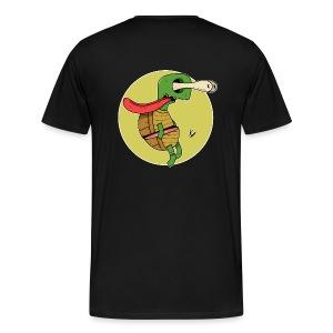 Riio-Tortuga - Men's Premium T-Shirt