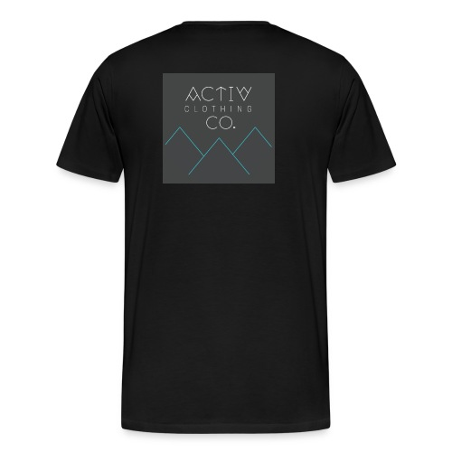 Activ Clothing - Men's Premium T-Shirt