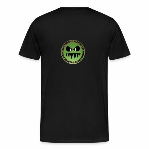 CCC Face Logo - Men's Premium T-Shirt