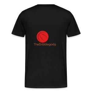 DribbleGod9 - Men's Premium T-Shirt