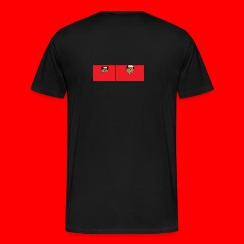 From Mining to Recording - Men's Premium T-Shirt