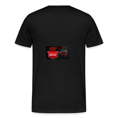 tomfam_vlogs keep it comin - Men's Premium T-Shirt