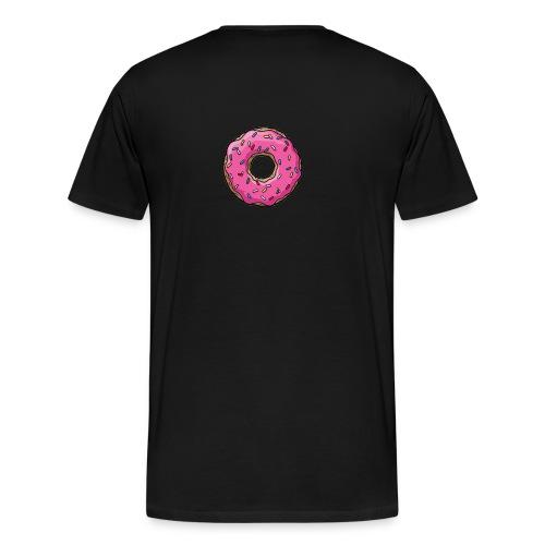 Simpsons Donut Shirts - Men's Premium T-Shirt